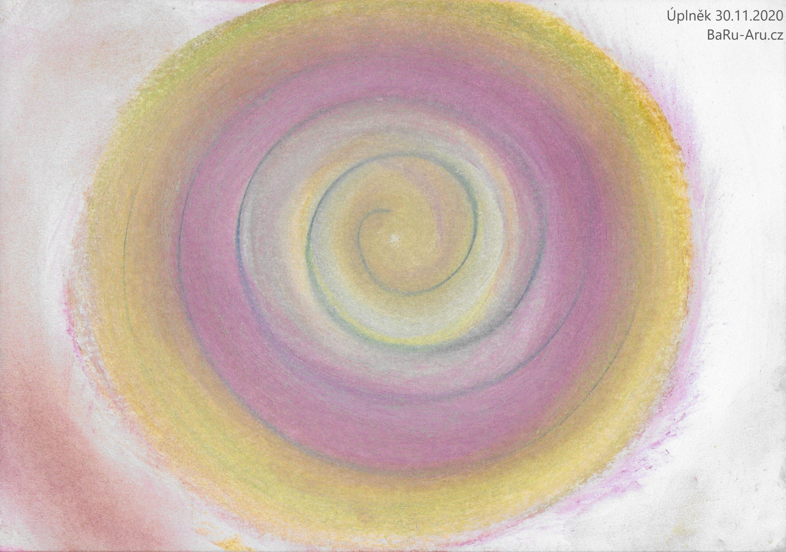 BaRu-Aru: Duhové nebe o adventu